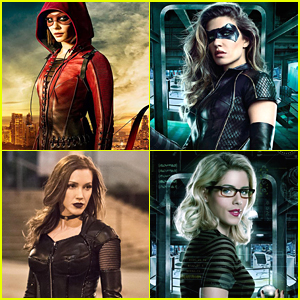 'Arrow' Could Have An All-Girl Mission Team Up One Day