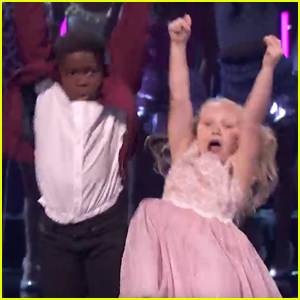 Aryton & Paige Get 'Footloose' on 'America's Got Talent' Quarterfinals (Video)