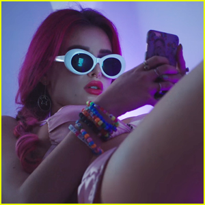 Bella Thorne & Prince Fox Share 'Just Call' Music Video - Watch It!