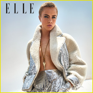 Cara Delevingne Says Being a Teenager Was the Most Difficult Time in Her Life So Far