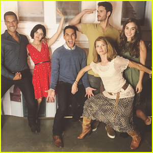 Carlos PenaVega Celebrates 28th Birthday with 'Life Sentence' Cast