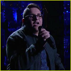 Christian Guardino 'Makes It Rain' With Awesomeness on 'America's Got Talent' (Video)