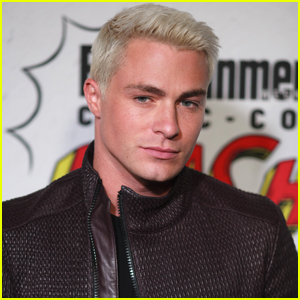 Colton Haynes Posts His First-Ever Headshot to Instagram in Epic #TBT