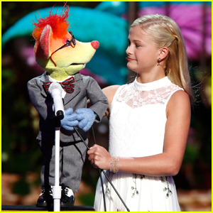 Darci Lynne Farmer Used To Torment Her Little Brother With Her Puppets