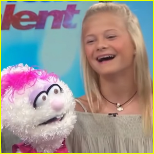 AGT Ventriloquist Darci Lynne Farmer Dishes On How She Got Started In Her Craft
