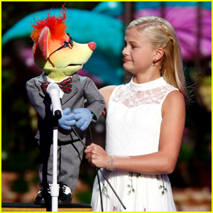 AGT Ventriloquist Darci Lynne Farmer Dishes On Her New 'Awkward' Puppet Oscar