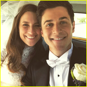 David Henrie Posts His First-Ever #WCW to Wife Maria Henrie & We're Melting
