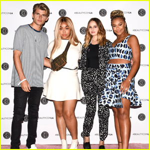 Debby Ryan & Nia Sioux Team Up for BeautyCon LA Panel
