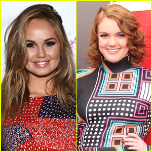 Debby Ryan is 'Shaken' Over Shannon Purser's Singing Voice
