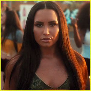 Demi Lovato Debuts Steamy Jax Jones Instruction Music Video Watch Here