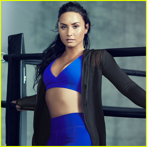 Demi Lovato's New Fabletics Fitness Collection Gives Back to GirlUp!