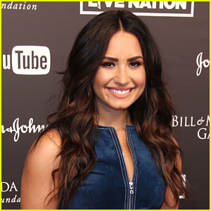 Demi Lovato: 'We Must Speak Out Against The Hate'