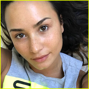 This is How Demi Lovato Stays Motivated During Her Work-Outs