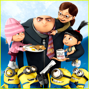 'Despicable Me' Films Are Highest Grossing Animated Franchise Of All Time!
