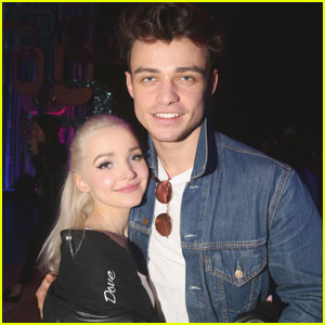 Dove Cameron & Thomas Doherty Are Celebrating His Sister's Birthday!