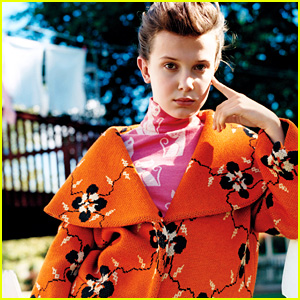 Millie Bobby Brown Has 'Never Been One of Those Girls Who Dresses Provocatively'