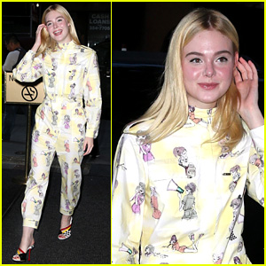 Elle Fanning Says 'Leap' Animators Put Some of Her Mannerisms Into Her Character!