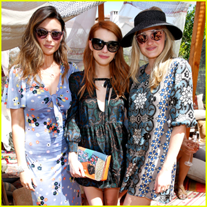 Emma Roberts is Loving 'Old Friends' Aly & AJ's Return to Music
