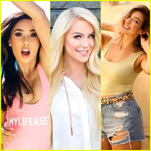 Eva Gutowski, Gigi Gorgeous & Gabbie Hanna Join MTV's TRL Reboot as Social Media Correspondents