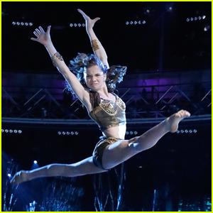 'World of Dance's Eva Igo Reveals What She Would Do With 1 Million Dollar Prize