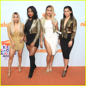 Fifth Harmony Lights Up Kids Choice Awards Mexico with Sofia Reyes & Kendall Schmidt