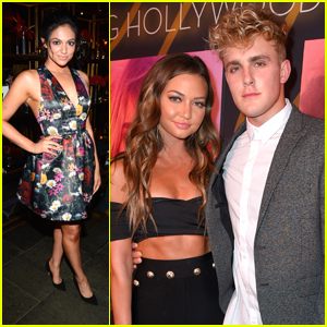 Jake Paul & Erika Costell Join Bethany Mota at Variety's Power of Young Hollywood