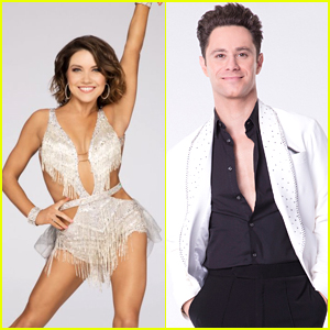 Sasha Farber & Jenna Johnson Return To The Troupe For 'Dancing With The Stars' Season 25