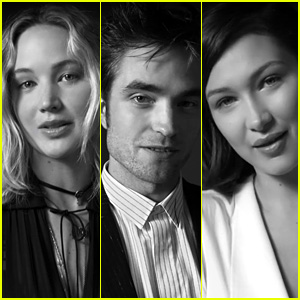 Jennifer Lawrence, Robert Pattinson, & Bella Hadid Share How Far They'd Go for Love (Video)