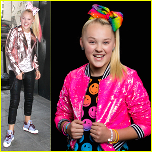 JoJo Siwa Hypes Up 'My World' Nickelodeon Special In NYC
