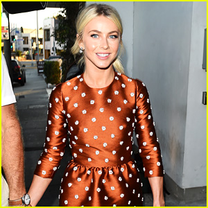 Julianne Hough Reveals Best Part About Being Married!