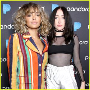 Noah Cyrus & Kat Graham Kill it at Pandora's Sounds Like You Summer Concert