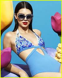 Kendall Jenner Lives For Summer in La Perla's New Fashion Campaign