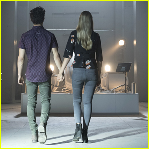 Stitchers' Kyle Harris Reveals His Favorite Ever Camsten Scene