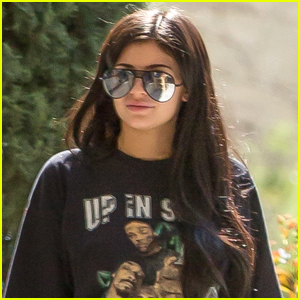 Kylie Jenner Talks Joining Sacramento Student at Prom - Watch Now!