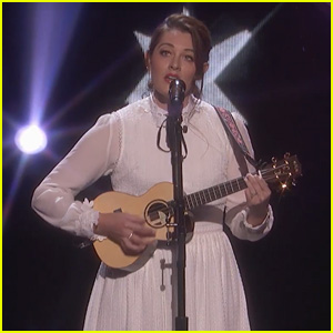 Mandy Harvey Performs On 'America's Got Talent' Quarterfinals #2 (Video)