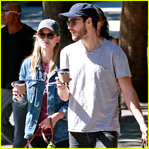 Supergirl's Melissa Benoist & Chris Wood Continue to Be Super Cute Together!