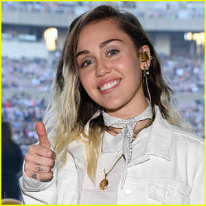 Miley Cyrus Reveals New Album 'Younger Now' & Release Date!