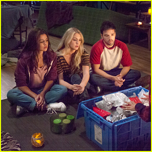 Nathan Kress & Danielle Campbell Star In 'Alive in Denver' - First Pic!