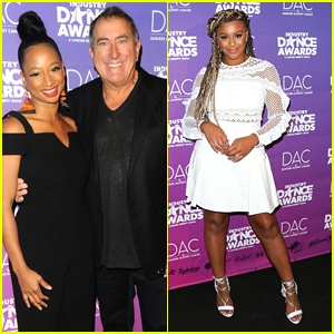 Nia Sioux & Kenny Ortega Pick Up Major Honors at Industry Dance Awards 2017