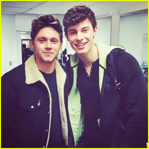 Niall Horan, Charlie Puth & More Wish Shawn Mendes a Happy Birthday