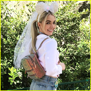 Rydel Lynch Isn't Engaged, She's Just Wearing The Mickey Wedding Ears Because She Wants To