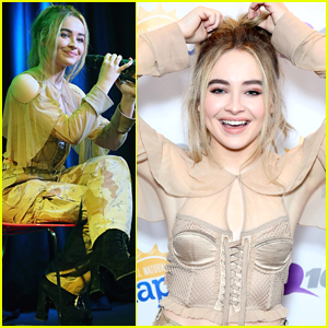 Sabrina Carpenter Remembers Being Discovered From a Miley Cyrus Contest
