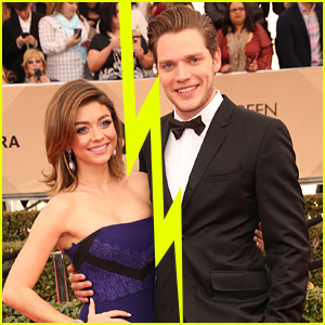 Sarah Hyland & Dominic Sherwood Split After Two Years of Dating (Report)