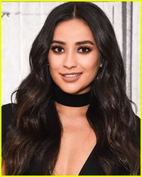 Shay Mitchell Actually Uses Food To Tint Her Lips