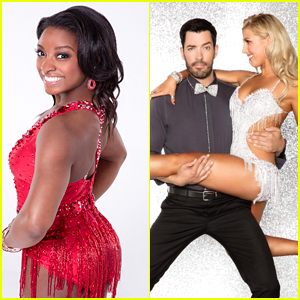 Simone Biles Gives Drew Scott Her Best 'DWTS' Advice
