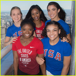 Simone Biles Reminisces on the Year Since the Final Five Won a Gold Medal