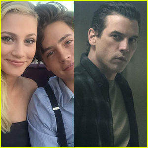'Riverdale' Dad Skeet Ulrich Says Cole Sprouse & Lili Reinhart Have 'Great Chemistry'