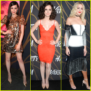 Sofia Carson Dazzles at Variety's Power of Young Hollywood with Chloe Lukasiak