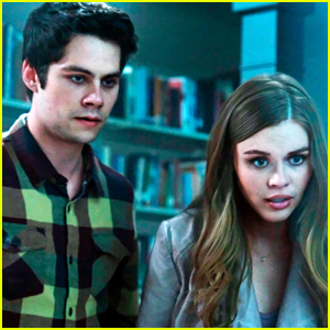 'Teen Wolf's Stiles & Lydia Reunite in First Look Series Finale Pics