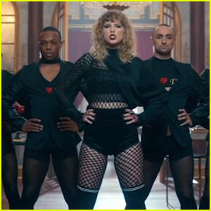 Taylor Swift Sends Flowers to 'LWYMMD' Dancers For Keeping Her Secret!